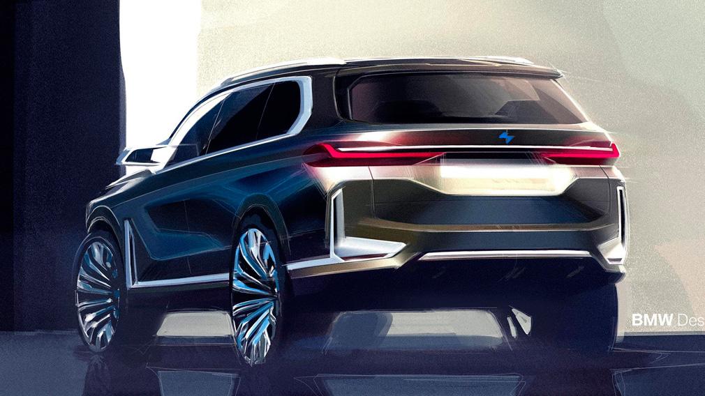 BMW может превратить X8 M в на 100% самостоятельную модель