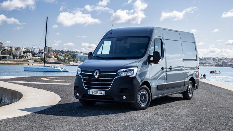 Обновленный Renault Master выходит на российский рынок