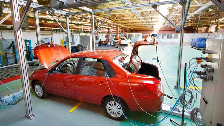 АвтоВАЗ будет тестировать свои легковушки по-новому