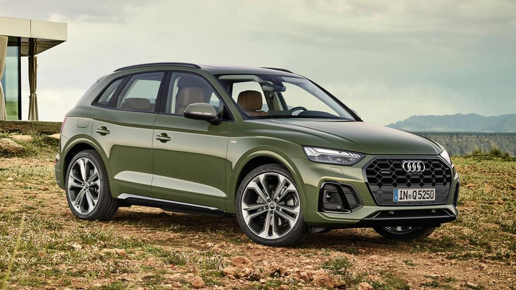 Обновлённый кроссовер Audi Q5 – больше стиля и индивидуальности - Авто Mail.ru