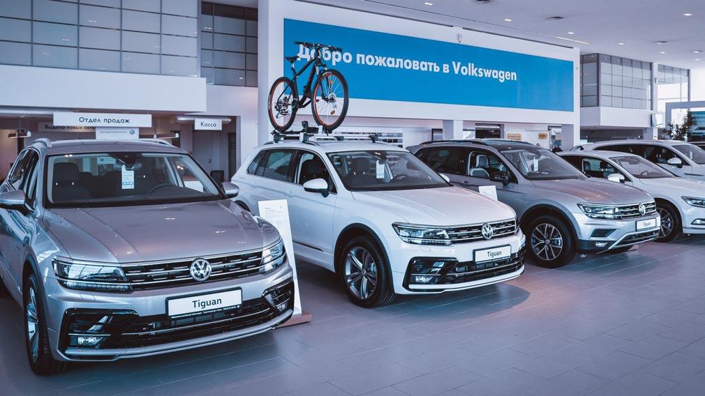 Три иномарки от Volkswagen стали дороже на 40 – 50 тысяч рублей