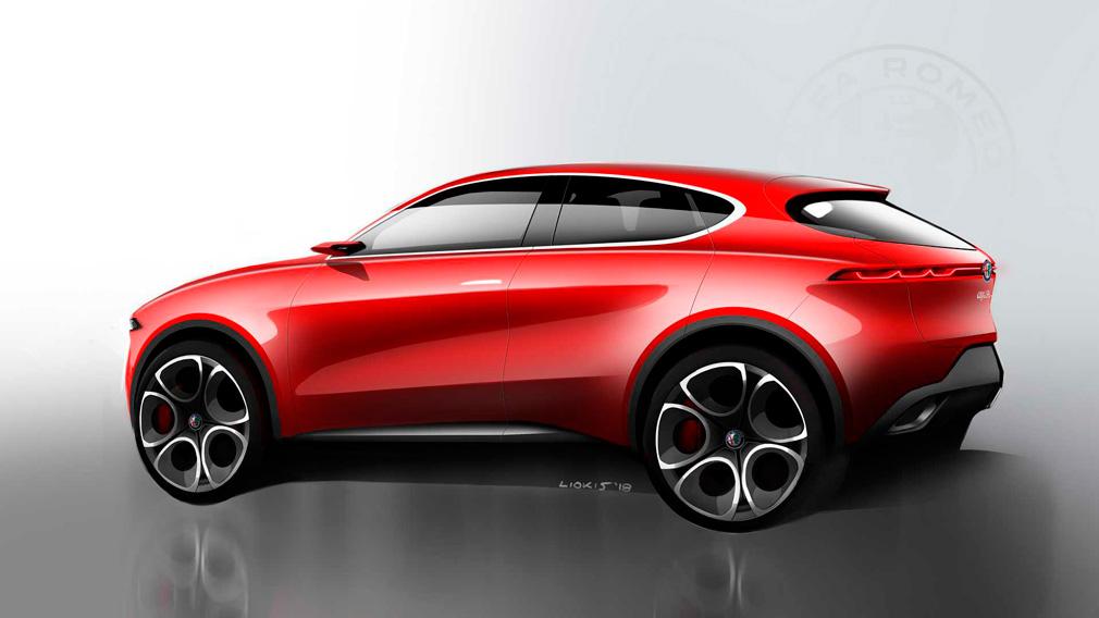 Alfa Romeo выпустит свой дебютный электромобиль в 2022 году