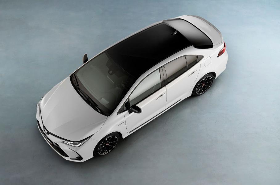 Toyota показала спортивную Corolla: она приедет в Россию - Авто Mail.ru