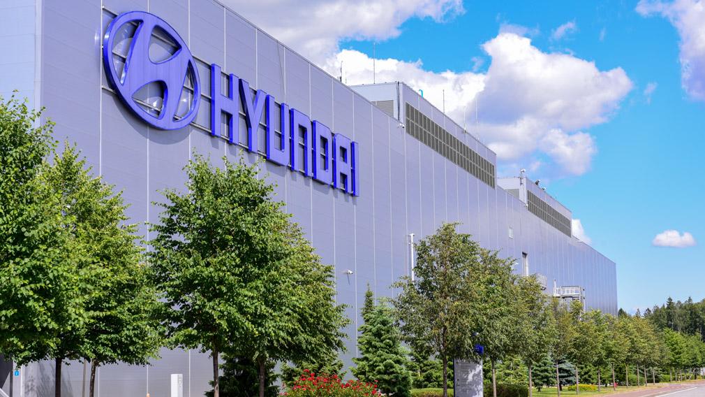 Компания Hyundai собралась купить завод GM в Ленинградской области. Он остановлен с 2015 года