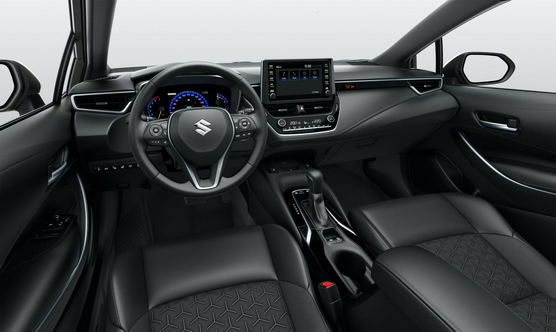 Suzuki Swace 2021 года стала еще одной Toyota Corolla Touring Sports для Европы