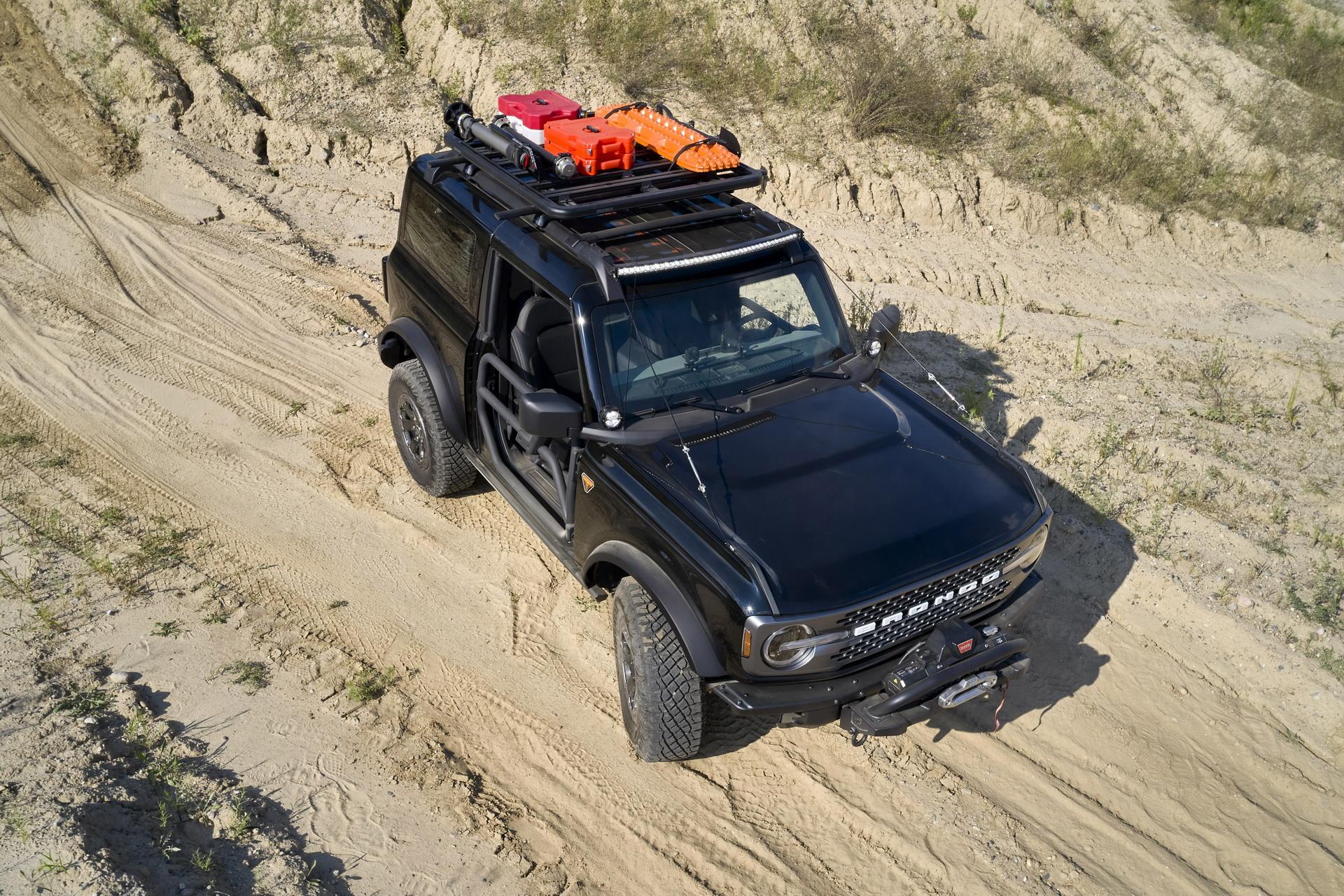 Ford может переименовать внедорожник Bronco «Raptor» в Warthog
