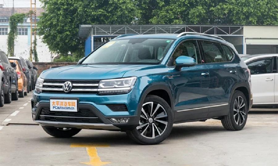 Volkswagen готовит для россиян новый бюджетный кроссовер