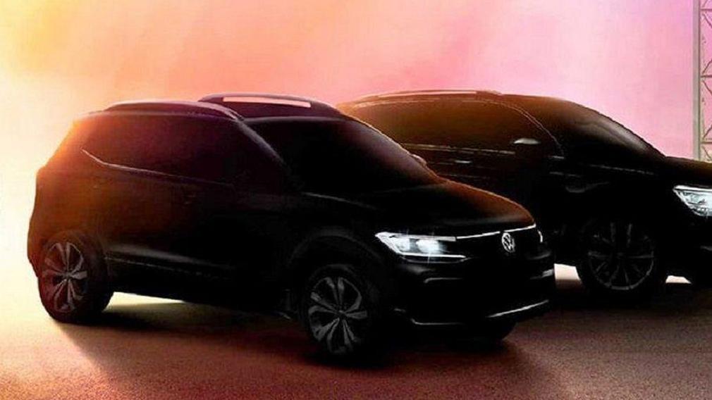 Volkswagen выпустит конкурента Hyundai Creta