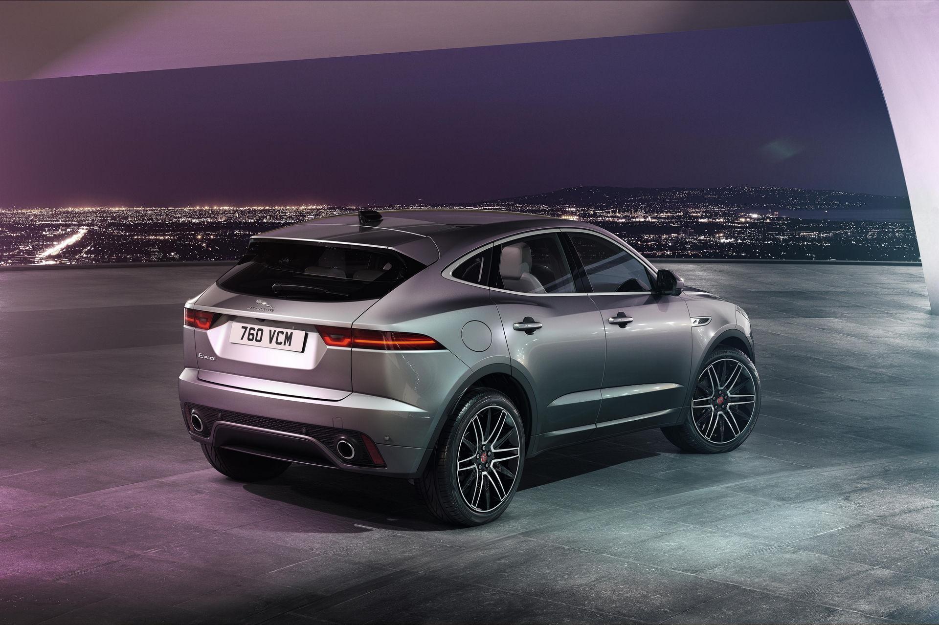 Обновленный Jaguar E-Pace 2021 года вышел с улучшенной ...