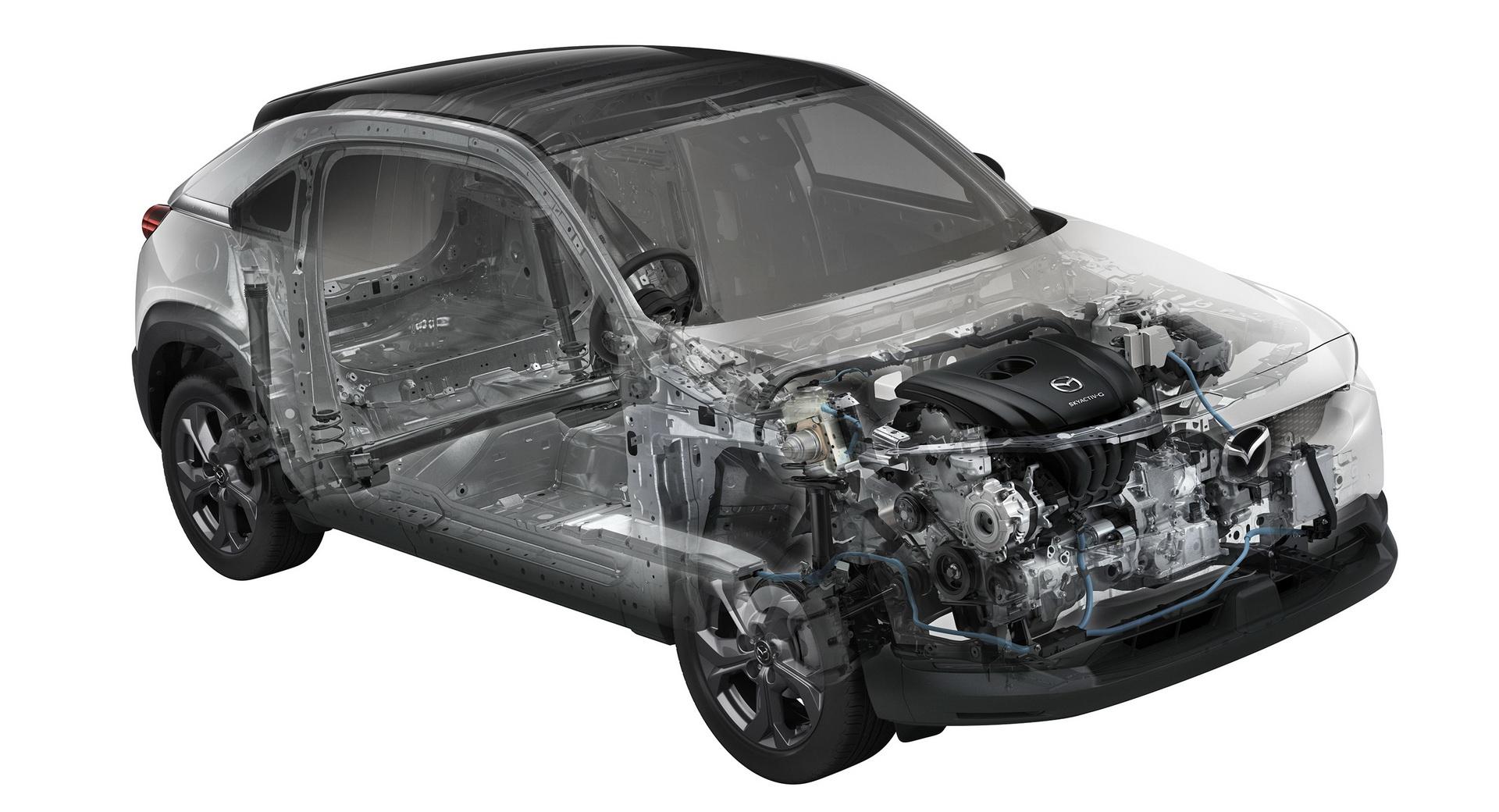 Глава Mazda подтвердил возвращение автомобилей с роторными моторами