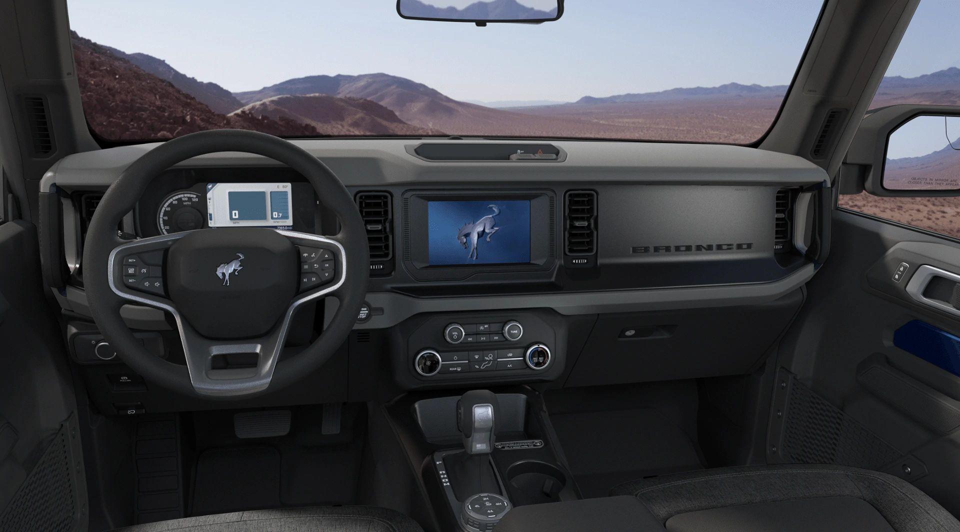 Ford запустил онлайн-конфигуратор Bronco 2021 года ...